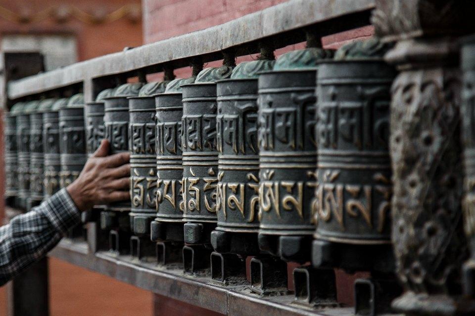 Yoga Pratiques & Bienfaits - Rouleaux de méditation boudhistes